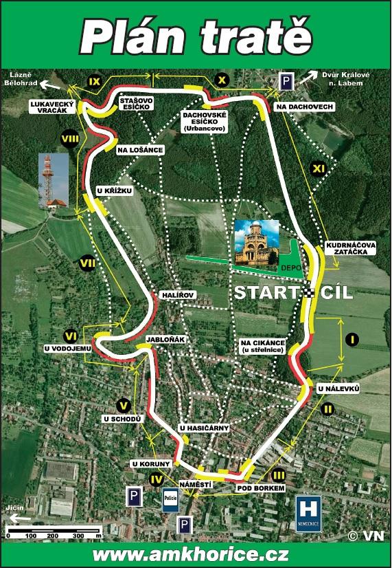 [Road Racing] Horice, le TT Tchèque . Circuit-Horice